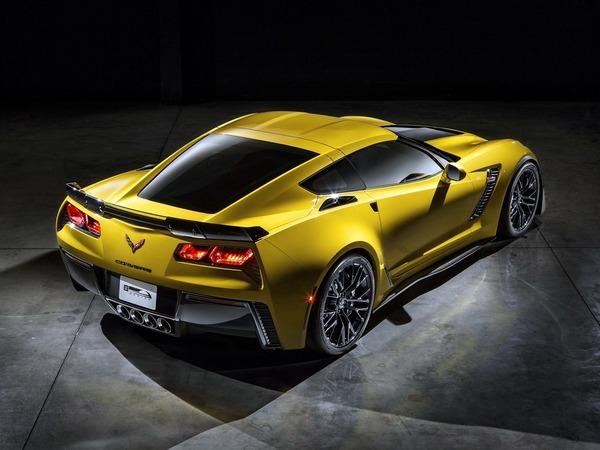 Chevrolet Corvette Z06 : la plus puissante jamais produite