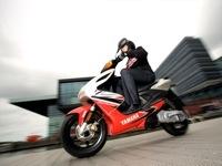 Yamaha Aerox R 50 Cm3 2009 Une Touche De Sportivite