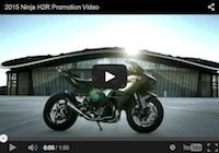 Kawasaki Ninja H2: pas une mais deux vidéos