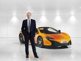 Brèves de l'éco - McLaren Automotive profitable pour la 1ère fois...