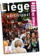 Projet de ville de Liège : la population est consultée