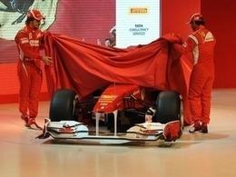 Une Ferrari 2012 agressive et différente