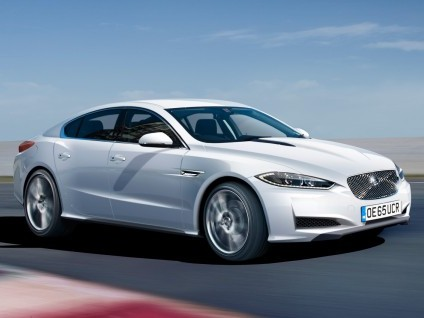 Future Jaguar compacte: comme ça?