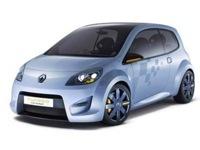 La Renault Twingo Concept : au mondial de  Paris !