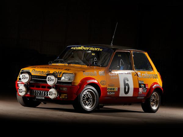 (Minuit chicanes) Youpi! pas de revival R5 pour Renault