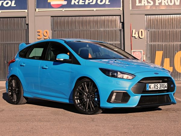 La Ford Focus RS arrive en concession : la sportive du moment !
