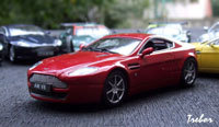 Miniature : 1/43ème - ASTON-MARTIN V8 Vantage