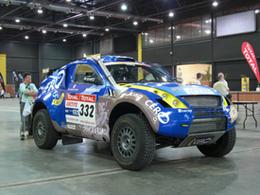 Alister McRae veut revenir sur le Dakar avec sa propre voiture