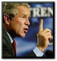 George W. Bush : son plan de lutte contre la pollution n'est pas crédible
