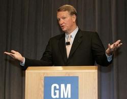 Rick Wagoner, l'ex-patron de GM part en retraite avec 10 millions de $