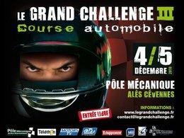 Le Grand Challenge 3 : Panis valide le tracé, Romain Dumas ne remet pas son titre en jeu