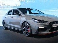 Hyundai i30 Fastback N : sportive familiale - En direct du Mondial de Paris 2018
