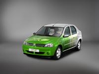Renault : bienvenue à la Logan Eco² Concept !