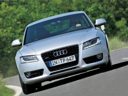 1ères images de la nouvelle Audi A5 Sportback: cette fois-ci sera la bonne!