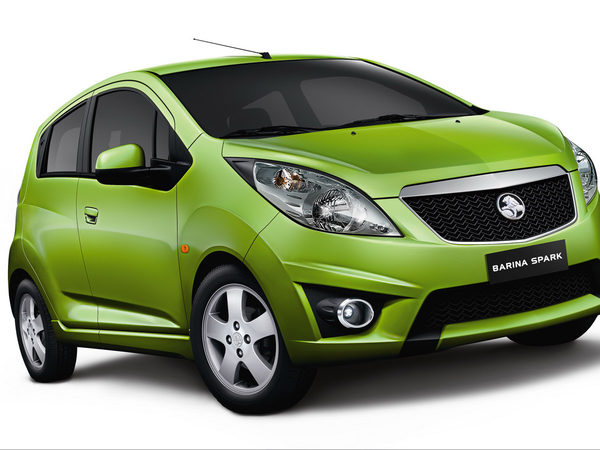 Holden Barina : la Chevrolet Spark des Australiens