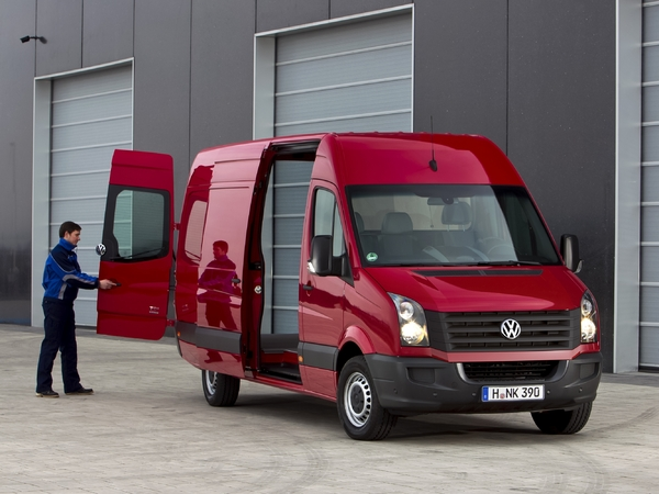 essai volkswagen crafter il passe par la case downsizing. Black Bedroom Furniture Sets. Home Design Ideas