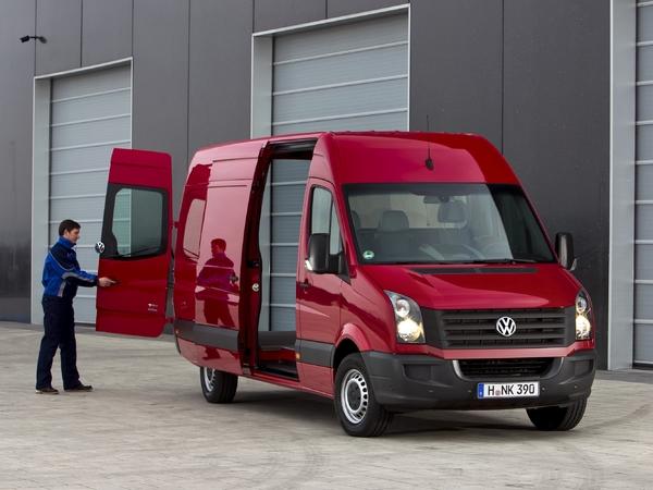 Essai - Volkswagen Crafter : il passe par la case downsizing