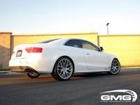 GMG Racing : Déjà l'Audi S5..