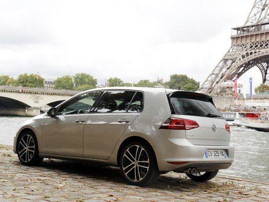 Volkswagen : le restylage de la Golf pour Genève ?