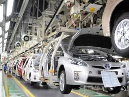 Résultats 2012 : Toyota reprend sa place de premier constructeur automobile mondial