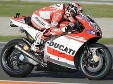Moto GP - 2015: Ducati fera la rentrée avec une GP14.3 !
