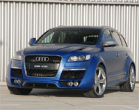 Audi PPI Q7 ICE: 295 km/h