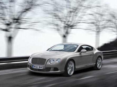 Un nouveau V8 à injection directe pour Bentley et Audi