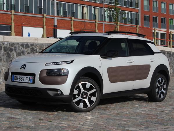 Essai vidéo - Citroën C4 Cactus : C-essentielle