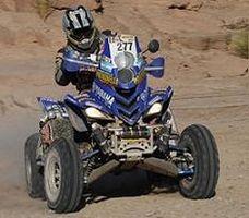 Dakar 2010 : 13ème étape ; quads, encore Declerck mais toujours les Patronelli
