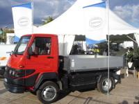 Salon de Cannes : LeOne de Effedi, véhicule utilitaire hybride rechargeable