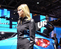 Chevrolet WTCC Ultra Concept : mea culpa en direct du salon de Paris
