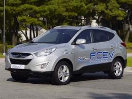Les officiels européens vont tester les véhicules à hydrogène