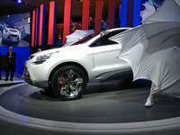 Ford Iosis X Concept en direct du salon de Paris