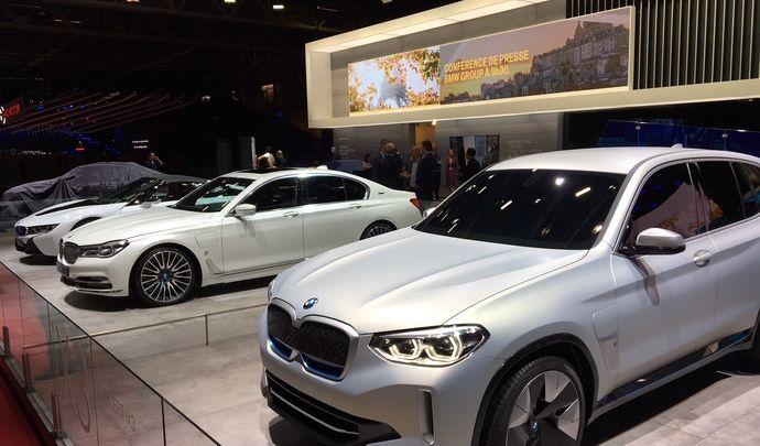 BMW : toutes les nouveautés présentes sur le stand en avant-première - Mondial de l'auto 2018 (live)