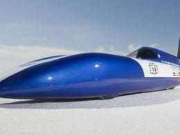 Un groupe d'étudiants construit un véhicule électrique et bat un nouveau record de vitesse