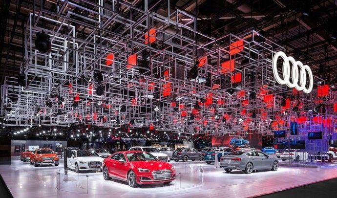 Audi : toutes les nouveautés présentes sur le stand en avant-première - Mondial de l'auto 2018 (live)