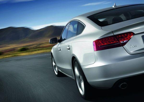 Audi A5 Sportback: Définitivement officielle (22 photos)