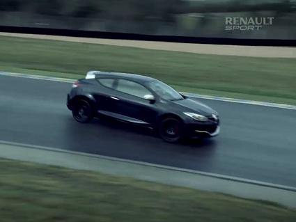 La Renault Mégane RS 275 Trophy en vidéo avec Michelin