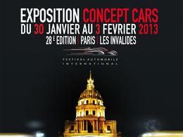 Le Festival Automobile International, c'est l'élection de la plus belle voiture de l'année, mais pas que...
