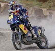 Dakar 2010 : 14ème étape ; Cyril Despres, vainqueur de son 3ème Dakar !