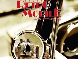 Rétromobile 2013 : un échantillon de ce que vous pourrez voir