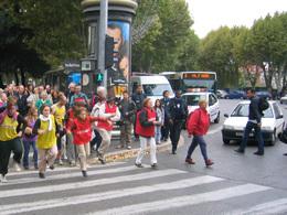 Saint-Etienne : 126 PV dressés en 45 mn ... à des piétons