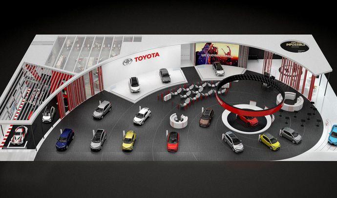 Toyota : toutes les nouveautés présentes sur le stand en avant-première - Mondial de l'auto 2018 (live)