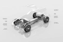 Mercedes confirme la SLS AMG électrique : 525 ch, 0 à 100 km/h en 4s