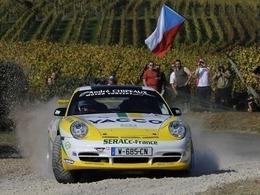Grande première pour Nantet et Porsche