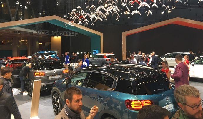 Citroën : toutes les nouveautés présentes sur le stand en avant-première - Mondial de l'auto 2018 (live)