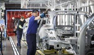 Les constructeurs allemands perdraient 360millions d'euros par jour