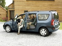 Dacia Logan MCV (break) : toutes les infos et photos officielles !!!