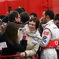 Formule 1 - Test Catalogne: La FIA parle de propos racistes entendus et prévient