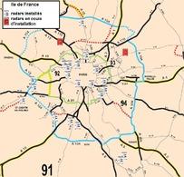 Carte de France des radars automatiques : tous leurs emplacements précis
